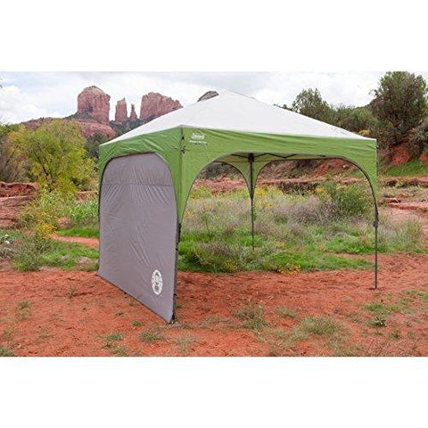 Image of Coleman Instant Canopy Sunwall, Accessory Only, 10 X 10 Feet