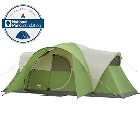 Image of Coleman Montana 8-Person Tent