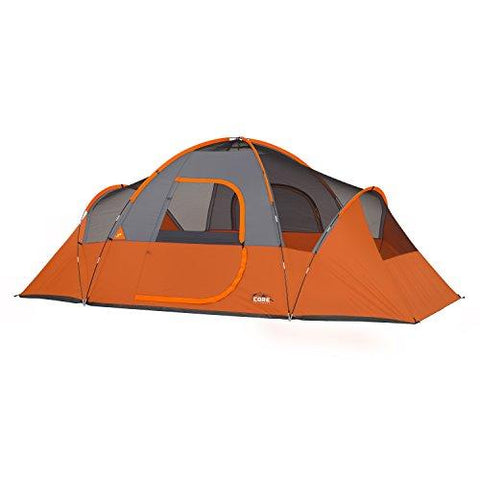 Image of CORE 9 Person Extended Dome Tent - 16' X 9'