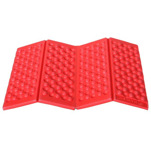 Foldable Folding Outdoor Outdoor Seat Foam EVA Cushion Portable Waterproof Chair Camping Pad 5 Colors Fishing Accessories 2017