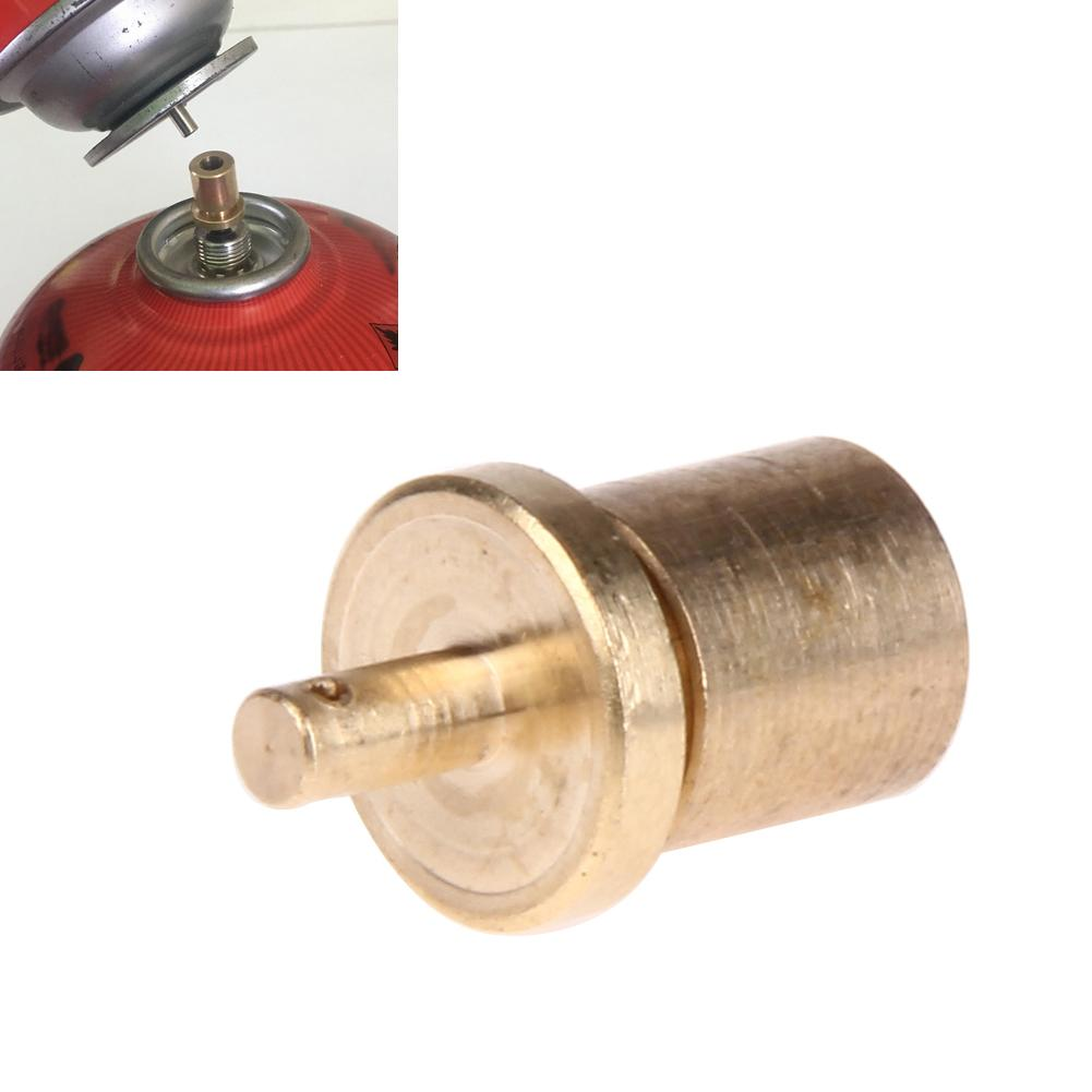 Gas Refill Adapter For Outdoor Camping Stove Gas Cylinder Gas Tank Gas Hiking Accessories