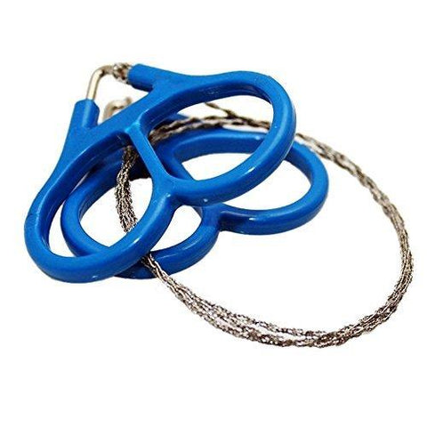 Generic Mini Stainless Steel Wire Saw Emergency Camping Hunting Survival Tool Chain