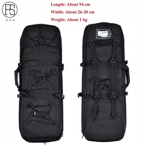 Image of Good Tactical Equipment 81/94/118CM Military Shooting Airsoft Rifle Case Gun Bag Hunting Bag Outdoor Fishing Protection Backpack