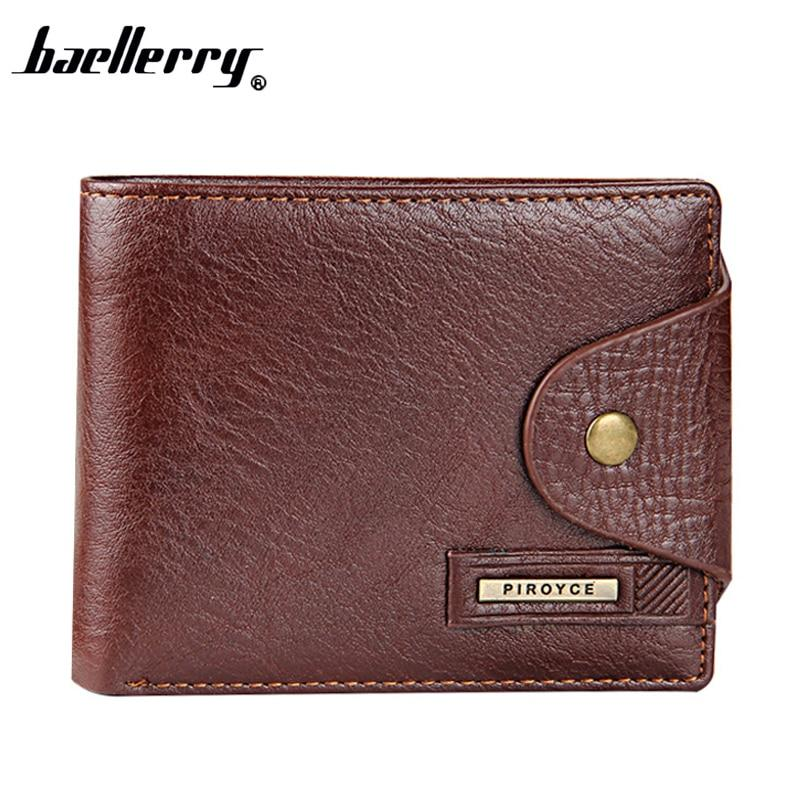 High Quality Short Men's Wallet ,Genuine Leather Quality Guarantee For Male, Coin Purse
