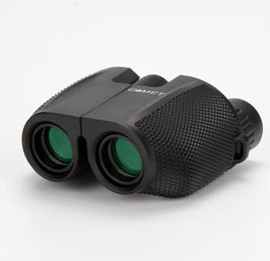 High times 10X25 HD All-optical green film waterproof binoculars telescope