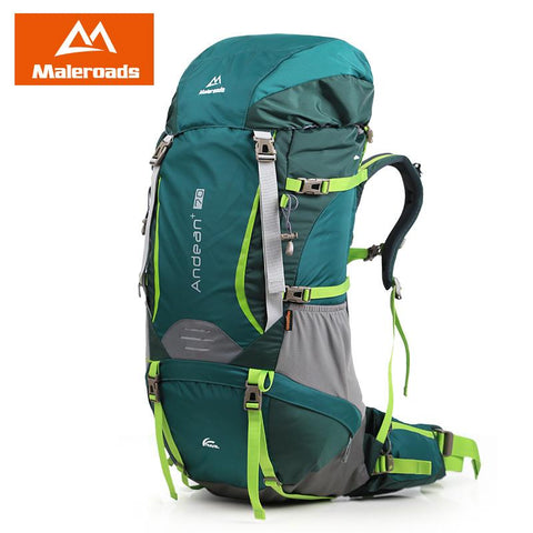 Image of Large 70L Professional CR System Climb Backpack Travel Camp Equipment  Hike Gear Trekking Rucksack For Men Women