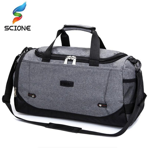 Image of Limited Sports Bag Training Gym Bag Men Woman Fitness Bags Durable Multifunction Handbag Outdoor Sporting Tote For Male