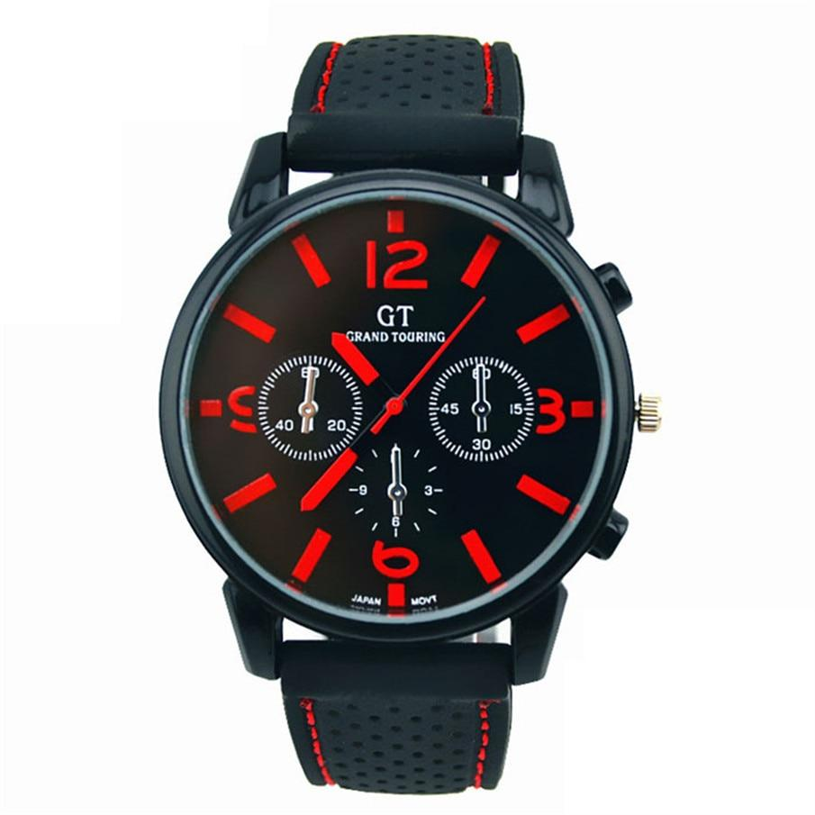 Luxury Brand Men's Watches Analog Quartz Clock Fashion Casual Sports Stainless Steel Hours Wrist Watch Relogio Masculino