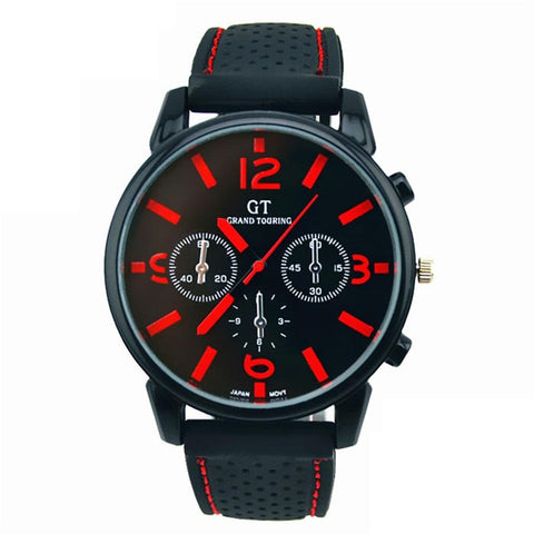 Image of Luxury Brand Men's Watches Analog Quartz Clock Fashion Casual Sports Stainless Steel Hours Wrist Watch Relogio Masculino