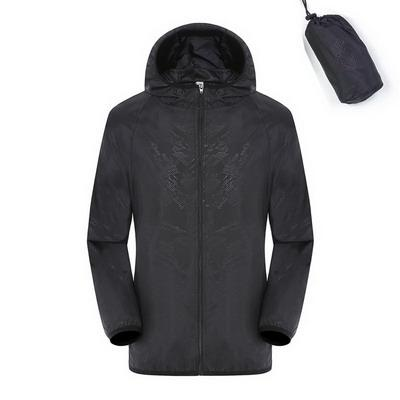 Men & Women Quick Dry Hiking Jacket Waterproof Sun & UV Protection Coats Outdoor Sports Skin Jackets