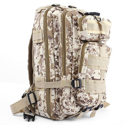 Military Tactical Backpack Oxford 9 Colors 30L 3P Bags Tactical Backpack Outdoor Sports Bag Hunting Camping Climbing Fishing Bag