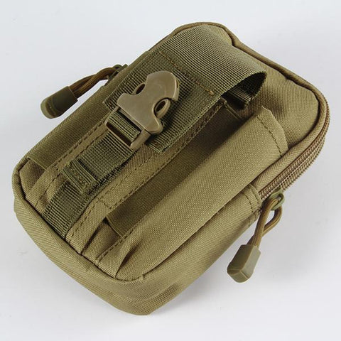 Image of Outdoor Camping Bags Tactical Belt Bag Military Hip Waist Belt Wallet Backpack Soft Sport RunningTravel Bags Motorcycle Bag