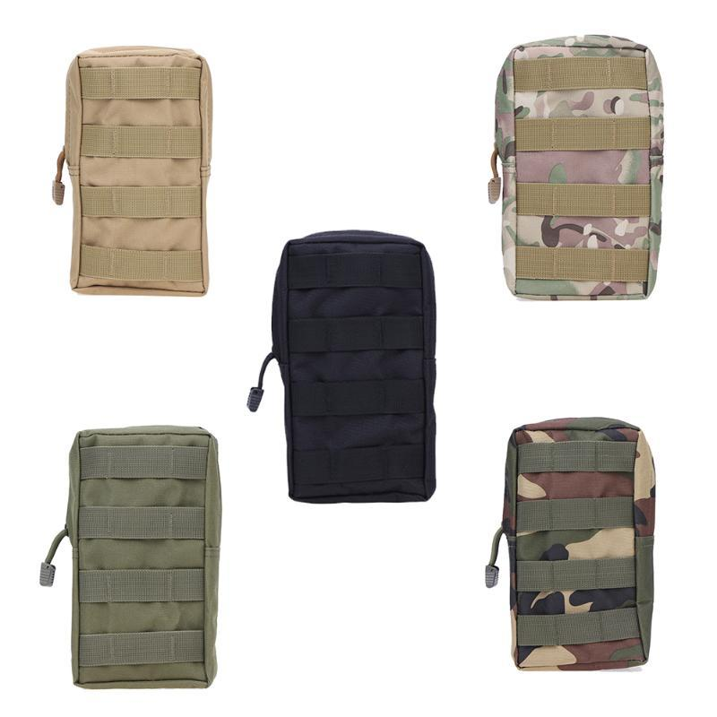 Tactical Molle Pouch Waist Pack Outdoor Hiking Camping Backpack Attached Bags 9
