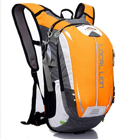 Image of Outdoor Sport Bag LOCAL LION 18L Waterproof Bicycle Backpack Cycling Bike Rucksacks Packsack Riding Running Backpack Ride Pack