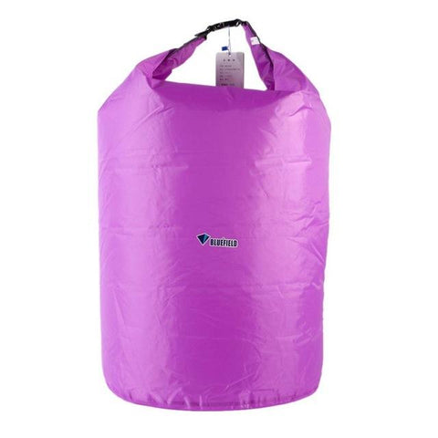 Image of Portable 20L 40L 70L Storage Dry Bag Waterproof Bag For Canoe Kayak Rafting Sports Outdoor Camping Travel Kit Equipment