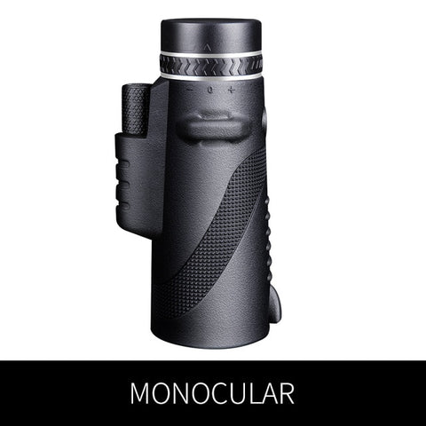 Image of Professional Monocular Powerful Telescope for Mobile Night Vision 40X60 Military Eyepiece Handheld Objective Lens Hunting Optics