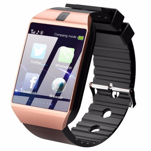 Bluetooth Smart Watch DZ09 Phone With Camera Sim TF Card Android SmartWatch Phone Call Bracelet Watch for Android Smart phone