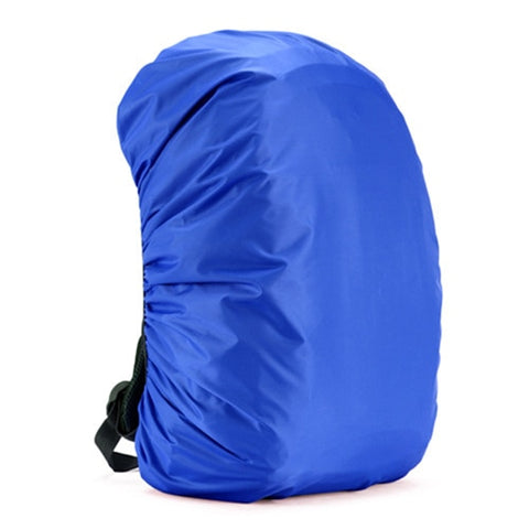 Image of 35/45L Adjustable Waterproof Dustproof Backpack Rain Cover Portable Ultralight Shoulder Protect Outdoor Hiking