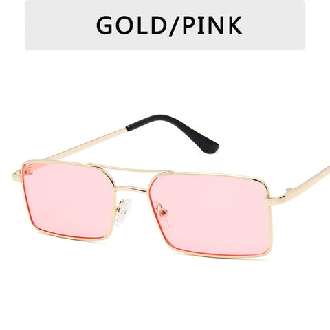 Image of Classic Retro Sunglasses Women Glasses Lady Luxury Steampunk Metal Sun Glasses Vintage Mirror UV400