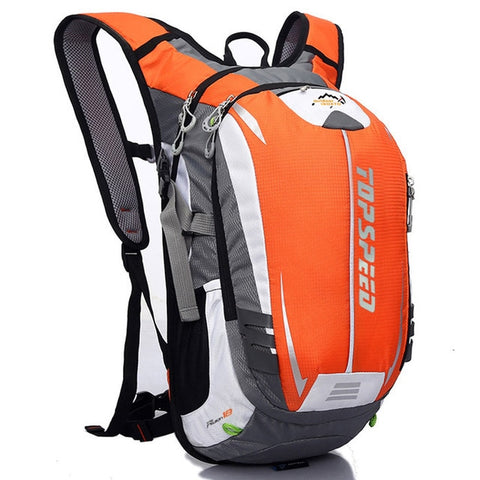 Image of 18L Bicycle Backpack for Men MTB Bike Outdoor Equipment Climbing Hiking Bags Breathable Riding Backpack