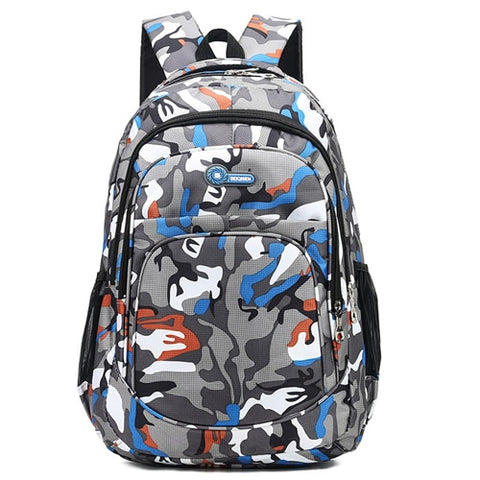 Image of High Quality Backpacks For Teenage Girls and Boys Backpack School bag Kids Baby's Bags Polyester Fashion School Bags