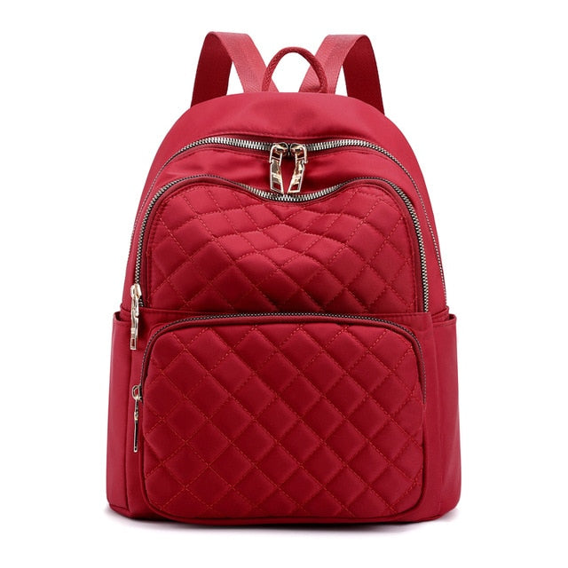 Vento Marea Travel Women Backpack Casual Waterproof Youth Lady Bag Female Large Capacity Women's Shoulder Bags
