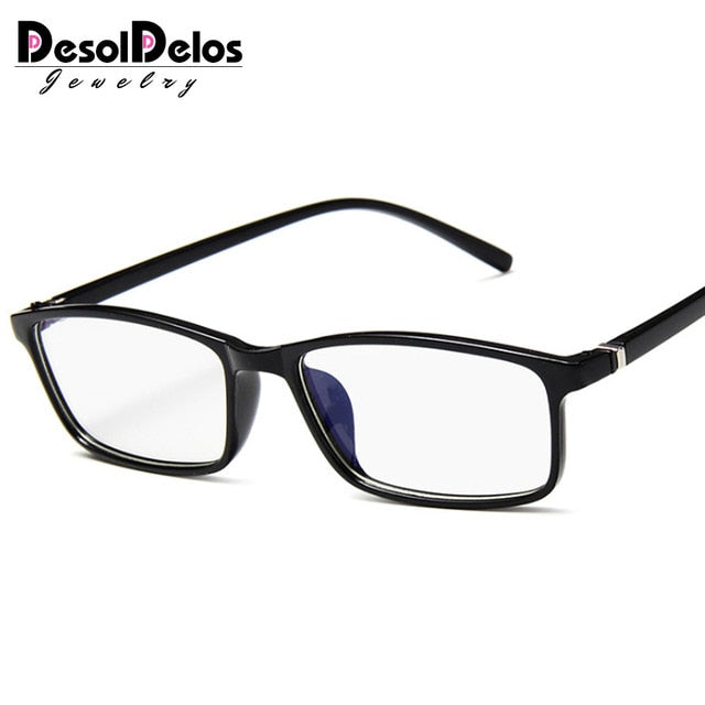 Anti Light Glasses Ray Blue Fashion Anti Blue Fatigue Protection Blocking Goggles Eye Square Radiation Computer Glasses