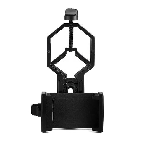 Image of Universal Cell Phone Adapter Clip Mount Binocular Monocular Spotting Scope Telescope Phone Support Eyepiece D: 25-48mm