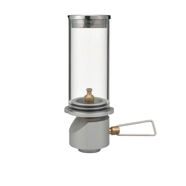 Jeebel Camp L001 Gas Lantern Emotional Lamp Gas Candle Lights Lamp Outdoor Camping Equipment