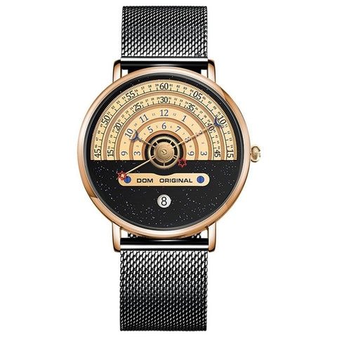 Image of Fashion Men Watches Creative Male Wristwatch Luxury Mens Clock