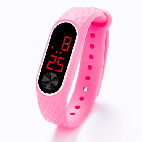 Image of Bracelet Watch Children Watches Kids For Girls Boys Sport Electronic Wristwatch LED Digital Child Wrist Clock Students Watch