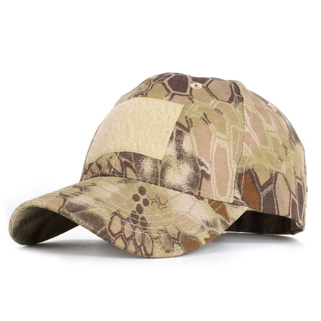 17 Colors Camo Men's Baseball Cap Male Trucker Tactical Men's Cap Camouflage Snapback Hat