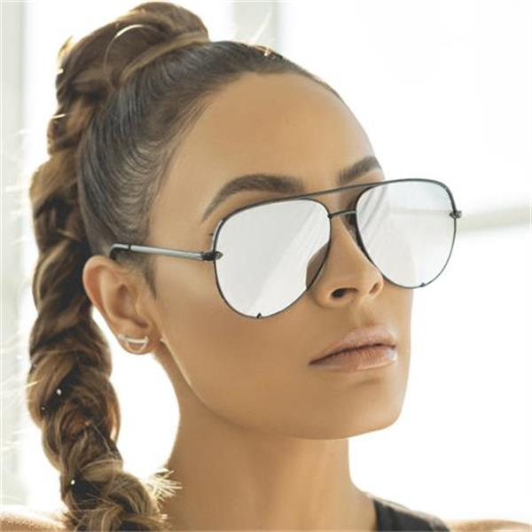 Sexy Lady Vintage Round Metal  Sunglasses Men Driving Black Retro Mirror Sun Glasses Lady Shade Sunglasses UV400