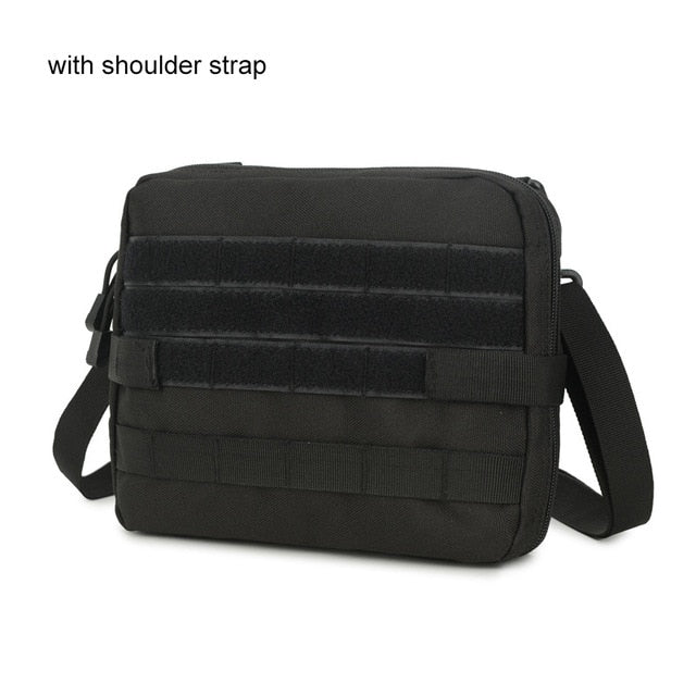 EDC Military System Tactical Bag MOLLE Backpack Army Bags Pouch Outdoor Sport Multi-function Waterproof 1000D Nylon Bag
