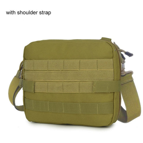 Image of EDC Military System Tactical Bag MOLLE Backpack Army Bags Pouch Outdoor Sport Multi-function Waterproof 1000D Nylon Bag