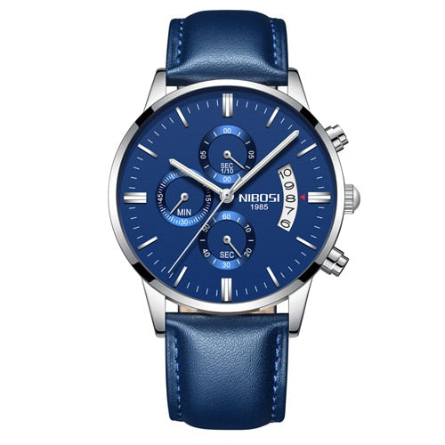 Men Watches Luxury Famous Top Brand Men's Fashion Casual Dress Watch Military Quartz Wristwatches Saat
