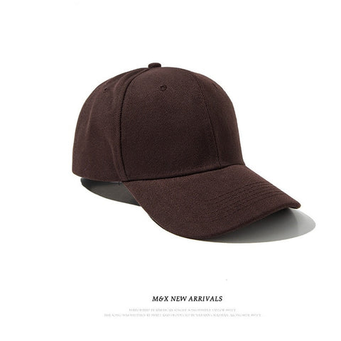 Image of Women Men Hat Curved Sun Visor Light Board Solid Color Baseball Cap Men Cap Outdoor Sun Hat Adjustable Sports Cap