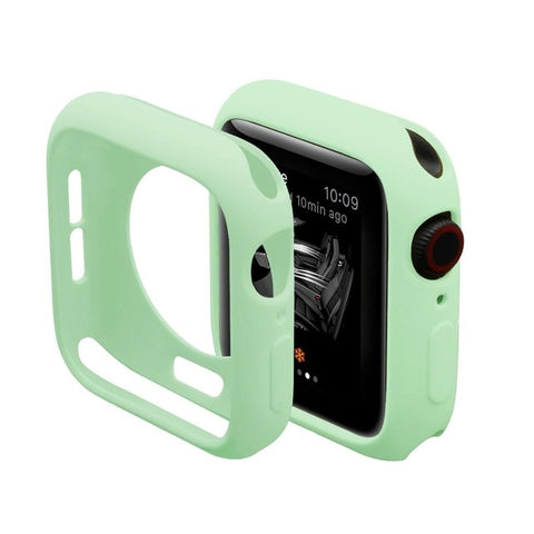 Image of Watch Cover Case for Apple Watch 5/4/3/2/1 40mm 44mm colorful soft cases For iWatch Series 3 2 42mm 38mm