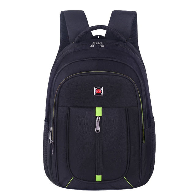 Men's Backpack Oxford Cloth Casual Fashion Academy Style High Quality Bag Design Large Capacity Multifunctional Backpacks