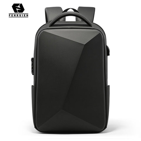 Image of Laptop Backpack Anti-theft Waterproof School Backpacks USB Charging Men Business Travel Bag Backpack