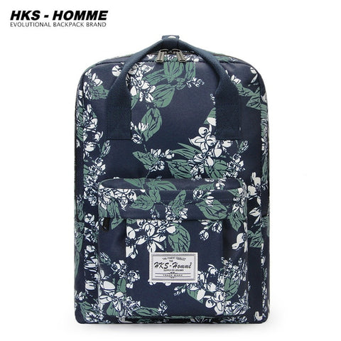 Image of Female Backpack Fashion Women Backpack College School Bagpack Harajuku Travel Shoulder Bags For Teenage Girls or Boys