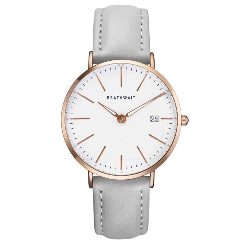 Fashion Women Watches Ultra Thin Stainless Steel Mesh Belt Quartz Wrist Watch Ladies Dress Watch Classic Rose Gold Clock Casual