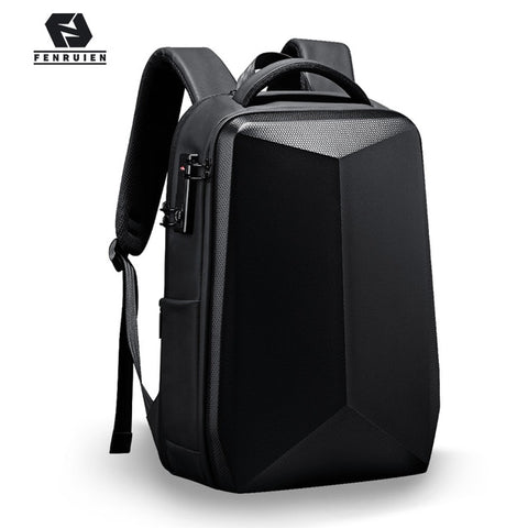 Image of Fashion Waterproof Backpack Anti-Thief School Backpacking Fit for 15.6 Inch Laptop Men Travel Business Backpacks