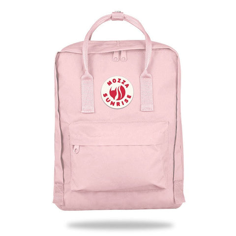 Travel Backpack Casual School Bags Solid Color Oxford  Waterproof Bag Three Size Backpacks Teenagers Girls Designer Shoulder Bag