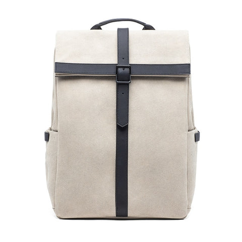 Image of Grinder Oxford Casual Backpack 15.6 inch Laptop Bag British Style Bagpack for Men Women School Bag
