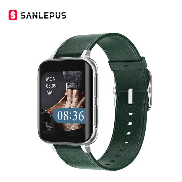 Bluetooth Calls Smart Watch Men Women Waterproof Smartwatch MP3 Player For OPPO Android Apple Xiaomi Huawei