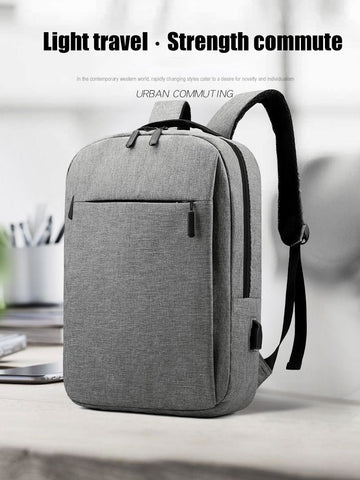 Men's Backpacks 15.6 Inch Laptop Backpacks USB Charging  Large Capacity School Backpack Travel Daypacks Shoulder Bags