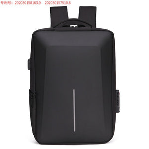 Anti Theft Backpack Business Laptop Bag Waterproof USB Charging 15.6 Daypack Fashion Women Men Backpacks