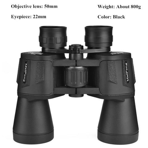 Image of 10000M High Clarity Binoculars Powerful Military binocular For Outdoor Hunting Optical glass Hd Telescope low light Night Vision