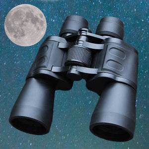 10000M High Clarity Binoculars Powerful Military binocular For Outdoor Hunting Optical glass Hd Telescope low light Night Vision